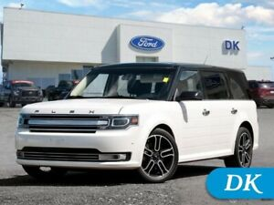 2013 Ford Flex Limited AWD  303A w/Leather, Moonroof, Nav, and M