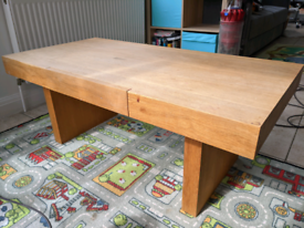 John Lewis Real Wood Veneer Coffee Table