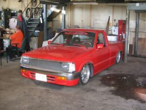 1992 Mazda Pickup With Air Ride