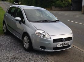 FIAT PUNTO AUTOMATIC 1.3 turbo diesel