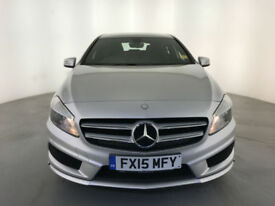 2015 MERCEDES-BENZ A200 AMG SPORT CDI DIESEL 1 OWNER SERVICE HISTORY FINANCE PX