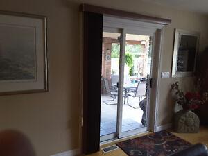 Sliding glass door blinds Windsor Region Ontario image 1