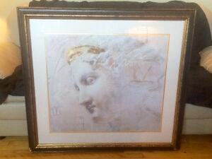 Richard Franklin Signed Print 82.5cm x 91.4cm