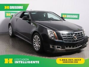 2013 Cadillac CTS Performance AWD CUIR TOIT NAV MAGS CAM RECUL