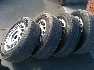 Must Sell! New tires with Mint Alloy Wheels