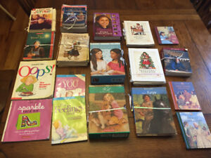 50 American Girl Books