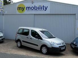 Peugeot Partner Wheelchair Disabled Access Constables Car WAV