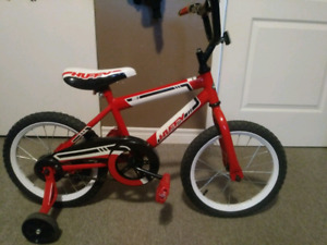Kids 16 inch bike.
