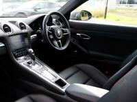 2019 Porsche 718 CAYMAN COUPE 2.0 2dr PDK Auto Coupe Petrol Automatic