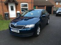 2013 Skoda Rapid 1.2 TSI - very clean (not Fabia, Octavia, Focus)