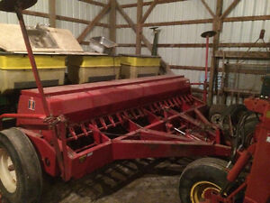 Case 5100 seed drill