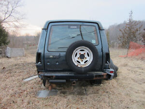 1996 Land Rover Discovery I SE7 Other
