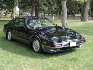 1985 Nizzan 300 ZX 2x2 turbo coupe T roof