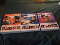 The Jefferson's TV show DVD sets. Seasons 3, 4 and 5. All for15.