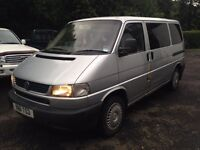 Vw t4 transporter caravelle wanted