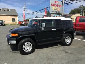 2008 Toyota FJ Cruiser 4-Door 4WD   FREE 1 YEAR PREMIUM WARRANTY
