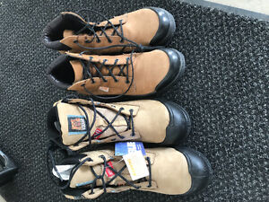 Work boots - Mens New