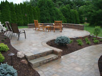 HAMIE LANDSCAPING INTERLOCK STONES DRIVEWAYS PATIOS STEPS ETC
