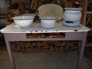 ENAMEL Collection - 7 Pieces Kawartha Lakes Peterborough Area image 5