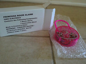 Brand new in box Princess alarm lock battery operated toy London Ontario image 5