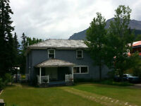 Potential for this home in Brule -minutes from Hinton