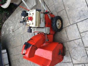 Ariens 2.7 hp snowblower with electric start