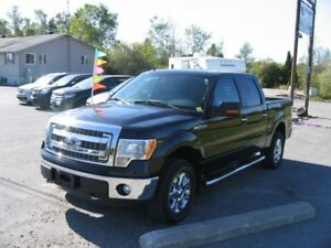 2014 Ford F-150 XLT XTR SuperCrew 4x4