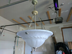 Large hanging light