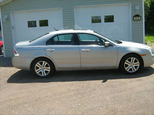 2008 Ford Fusion SEL (Luxury Pkg)