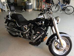 Harley Davidson Fatboy 2013 Anniversary Edition
