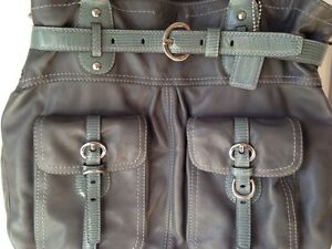 Large Leather COACH bag Peterborough Peterborough Area image 5