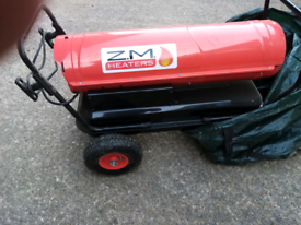 ZM125 space heater