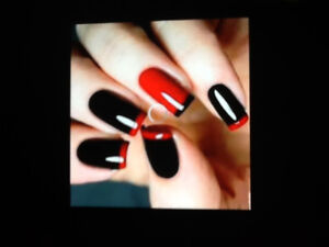 Cour ongles ..nail Courese