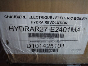 DETTSON HYDRA REVELOUTION ELECTRIC BOILER NEW 27 KV