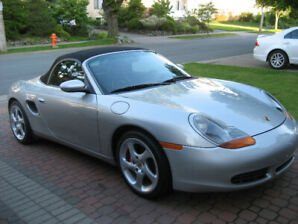 *JUST REDUCED*  2002 Porsche Boxster S