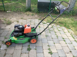 "Lawn-Boy 21"" commercial self-propelled mower"