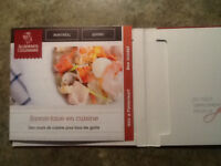 Cours de cuisine academie culinaire
