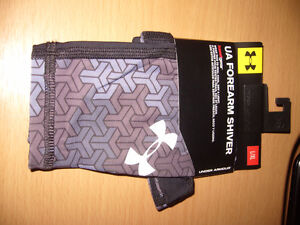 BRAND NEW UNDER ARMOUR FOREARM COVERS Windsor Region Ontario image 1