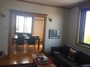OUTREMONT, 5-1/2. Laurier/Querbes, RENOVATED, CHARMING and QUIET