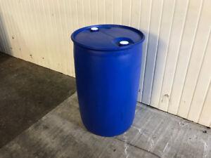 205L Plastic Drums
