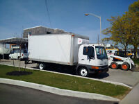 2002 Hino FB 16' Reefer Automatic G License
