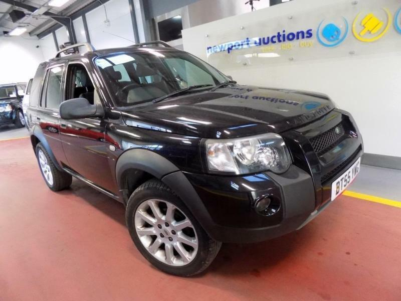 Land Rover Freelander 2.0Td4 2006MY Sport