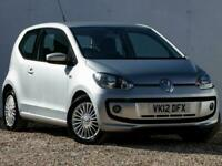 Volkswagen up! 1.0 High up! 3dr 74 BHP - With just 24,000 Miles, MASSIVE HISTORY