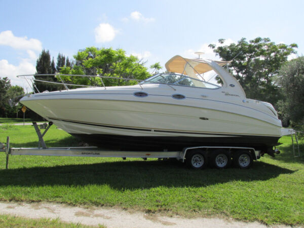 Used 2001 Sea Ray Boats 280 Sundancer