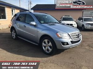 2009 Mercedes Benz M-Class BlueTec Diesel!! Only 119237 kms....O