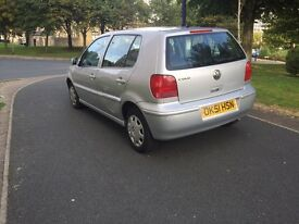 VW Polo 1.4 AUTOMATIC PETROL