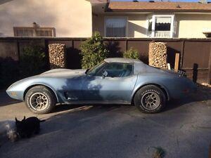 1977 Corvette L82 complete classic restoration car