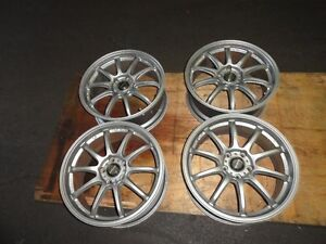 JDM PRODDRIUE FORGED MONOBLOCK WHEELS OR MAGS 5/114.3 18 INCH