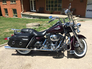 2007 Harley Davidson Road King Classic Loaded