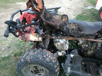 2004 can am 400 for parts